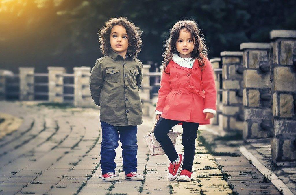 odzież dla małych dzieci