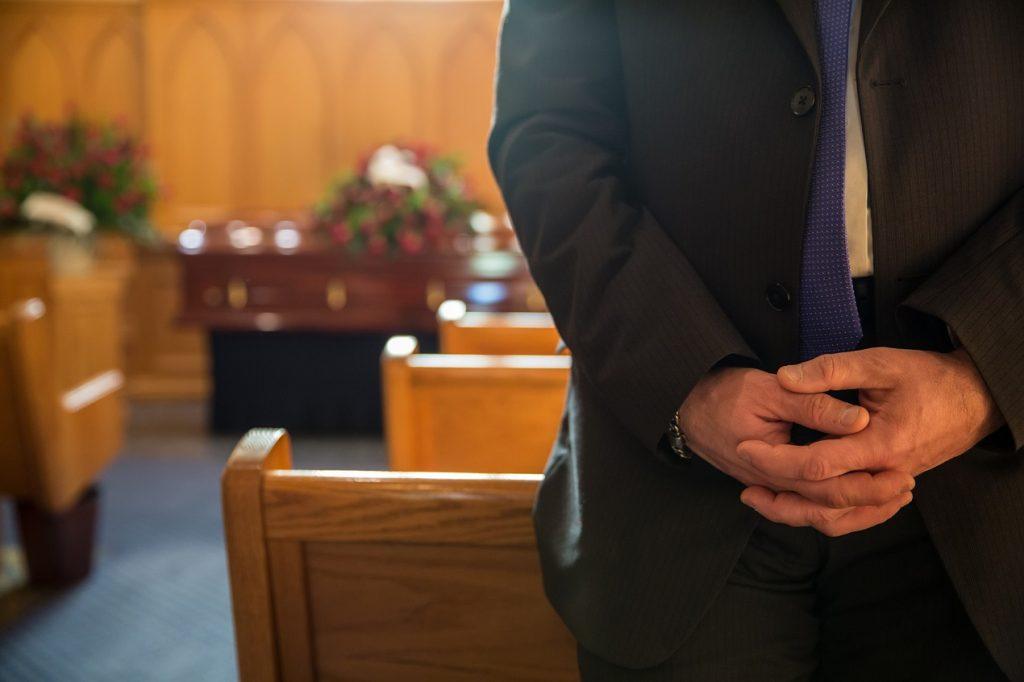 sala pogrzebowa